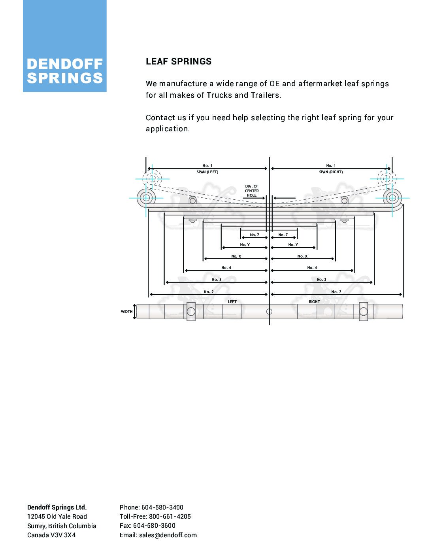 spring diagrams | dendoff springs ltd.  dendoff springs ltd.